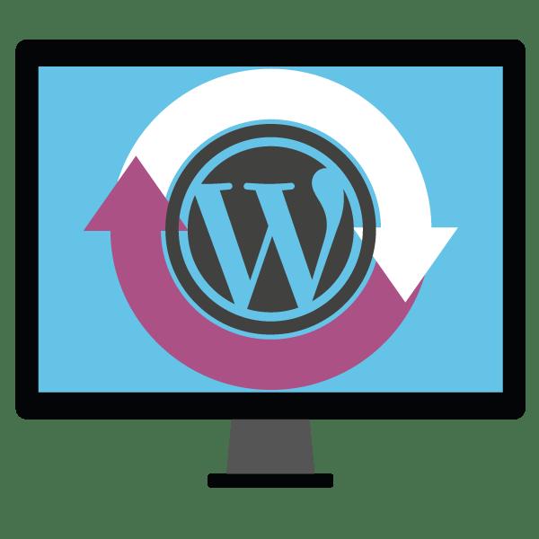 Actualizar WordPress Manualmente