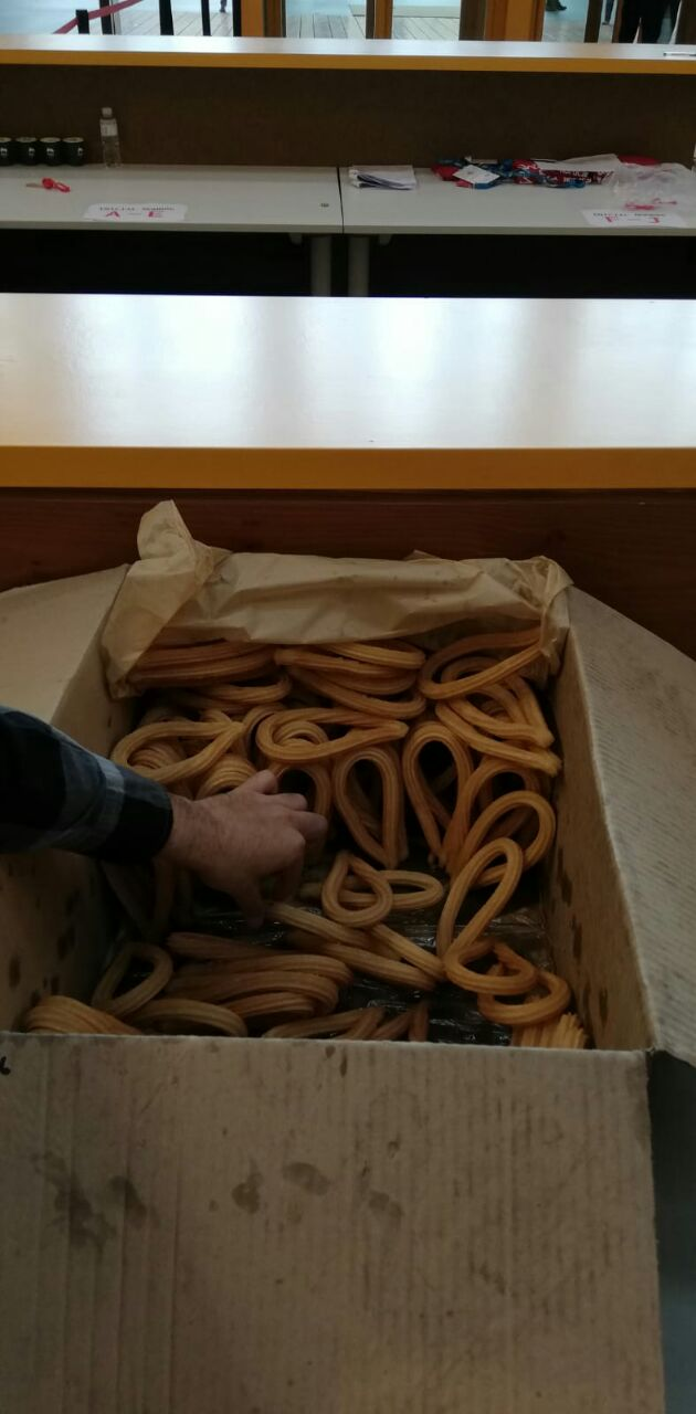 Churros #WCMAD