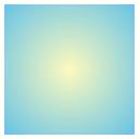 CSS gradiente radial