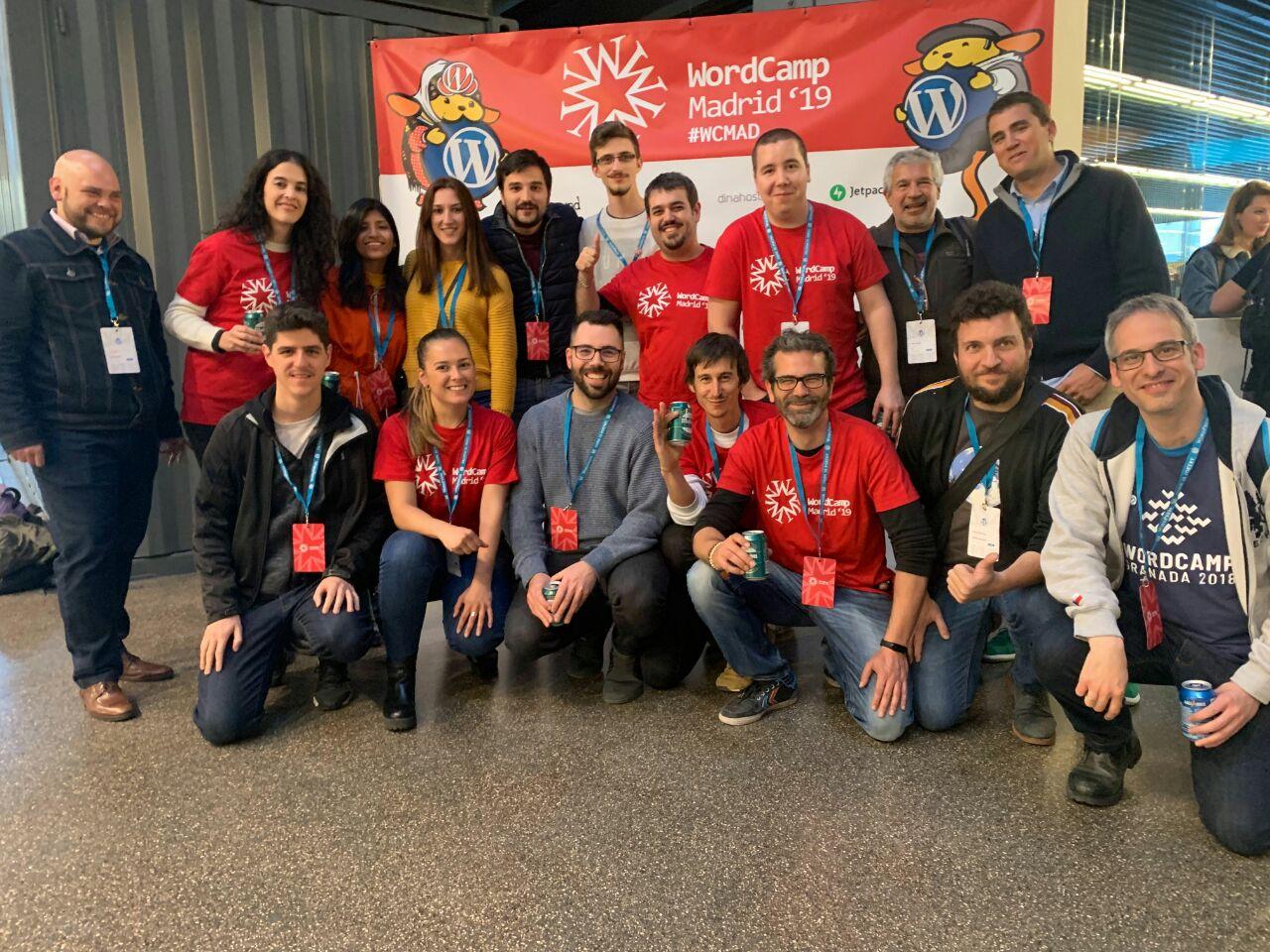 Delegación Granada #WCMAD