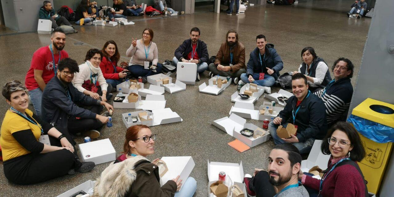 Delegación Zaragoza #WCMAD