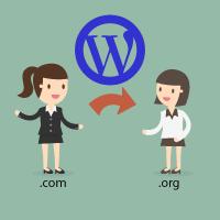 Migrar tu web de WordPress.com a .org
