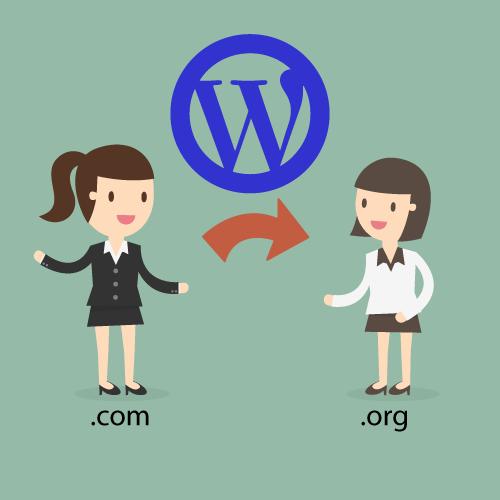 Migrar tu web en WordPress.com a .org
