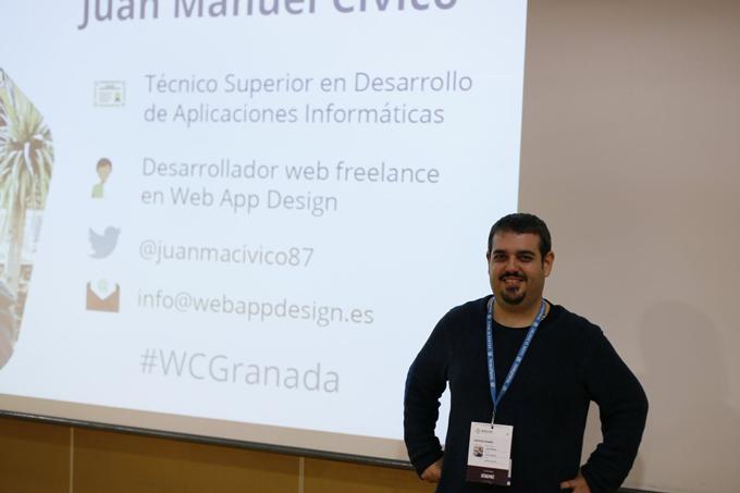 Juan Manuel Civico - WCGranada