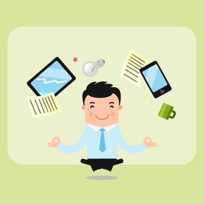 7 maneras de trabajar desde casa eficientemente
