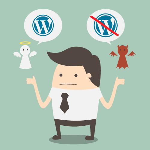 Utilizar WordPress para el desarrollo de una web